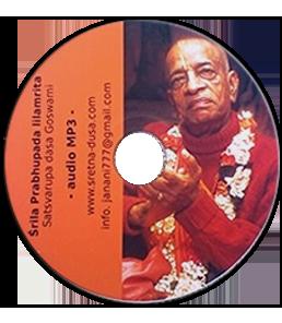 Śrīla Prabhupāda-līlāmrita - audio MP3