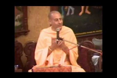 The nature of Krishna's love by H.H.  Radhanath Swami (ISKCON nectar)