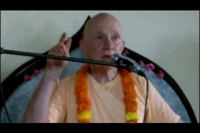 Importance of hearing from saintly persons (by H.H. Candramauli Swami) (ISKCON nectar)