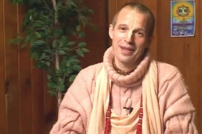 'A suit & tie' story by H.H. Sacinandana Swami